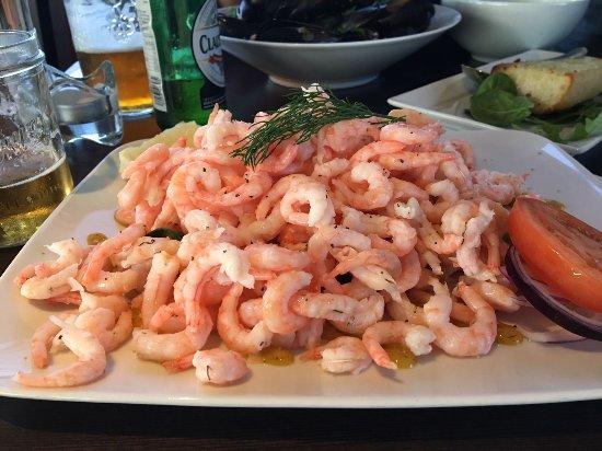 Landskrona, Zweden: Hade en fantastisk kväll med mycket god mat och trevlig ägare/personal. Åkte hit enbart på rekom