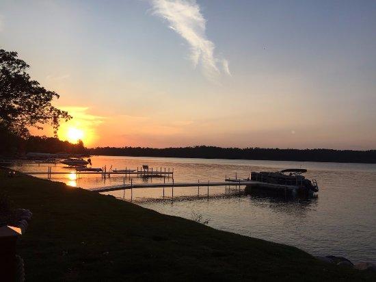 Brainerd, MN : sunset