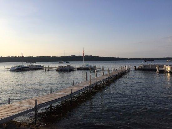 Brainerd, MN: pier