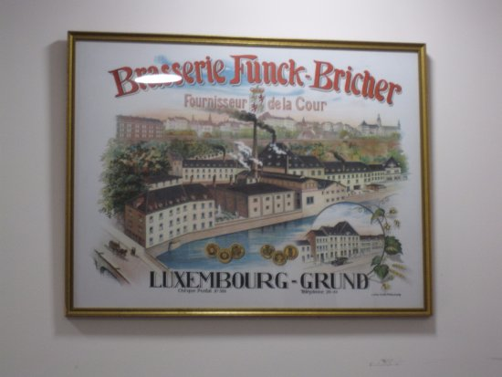 Bascharage, Luxembourg: Wall Decoration