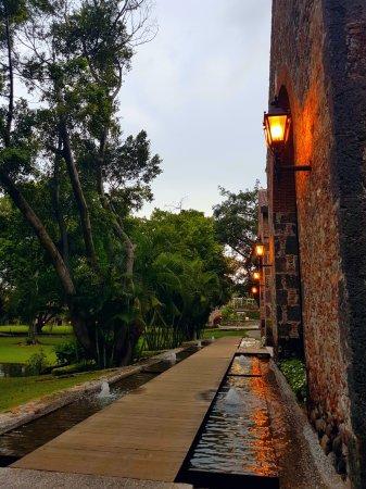 Xochitepec, México: Entrada Restaurante La Molienda