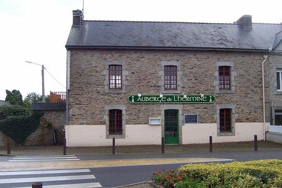 Baye, Frankreich: bâtisse bretonne