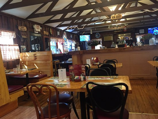 Port Jervis, Estado de Nueva York: Maple River Restaurant