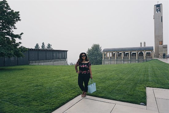West Kelowna, Canada: Peaceful surroundings at Mission Hill