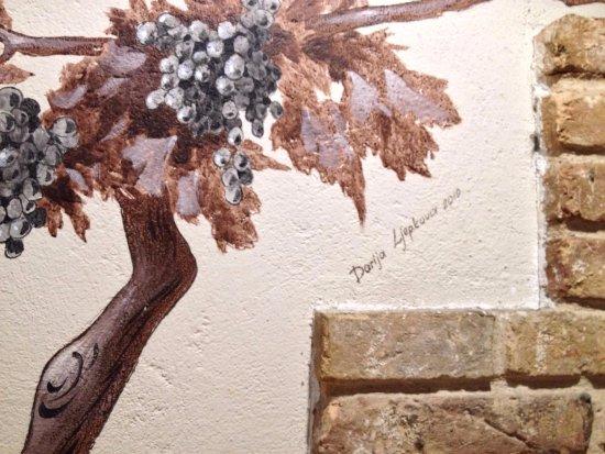 KONOBA STARE GREDE: Wall art