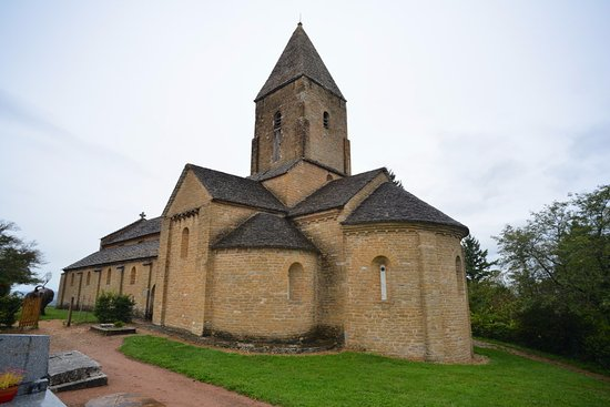 Martailly-les-Brancion, France: chapelle