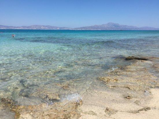 Chrissi Island : Golden Beach Water!!