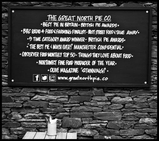 Great North Pie Co, Ambleside - Menu, Prices & Restaurant Reviews