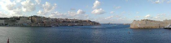 Senglea, Malta: panoramica
