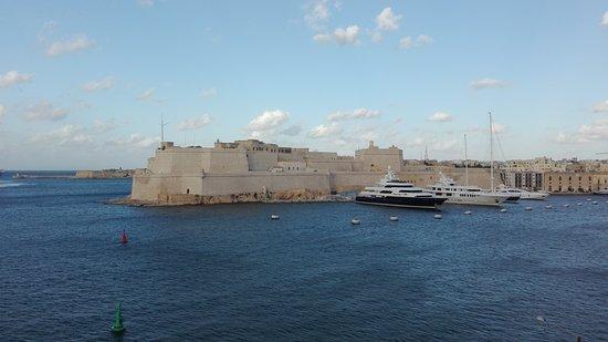 Senglea, Malta: vista