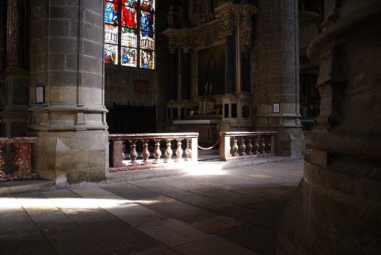Cathedrale Sainte Marie : Ombre et lumière