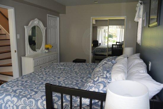 Sayward, Canada: Bedroom