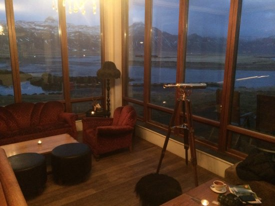 Budir, Iceland: Another lobby seating area near the bar.