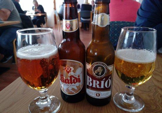 Raufarhofn, Island: Biersorten