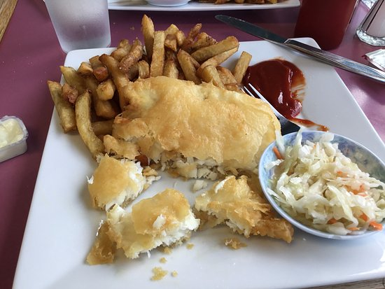 Beaverton, Canada: Fish and Chips