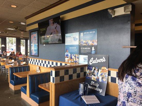 Culver's Restaurant: photo0.jpg