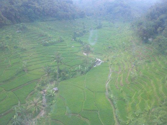 Bali countryside, beautiful place to visit.