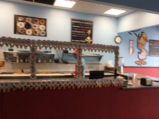 Gaithersburg, MD: View inside the restaurant
