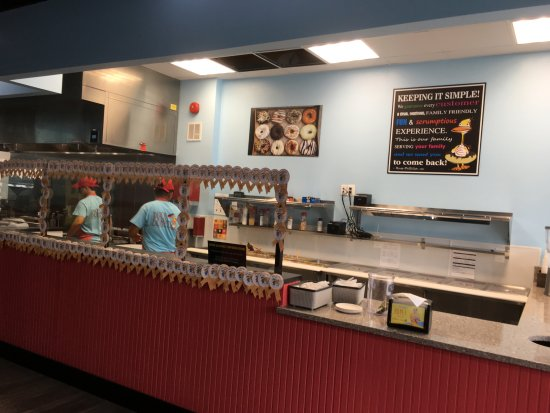 Gaithersburg, MD: Another view of the restaurant