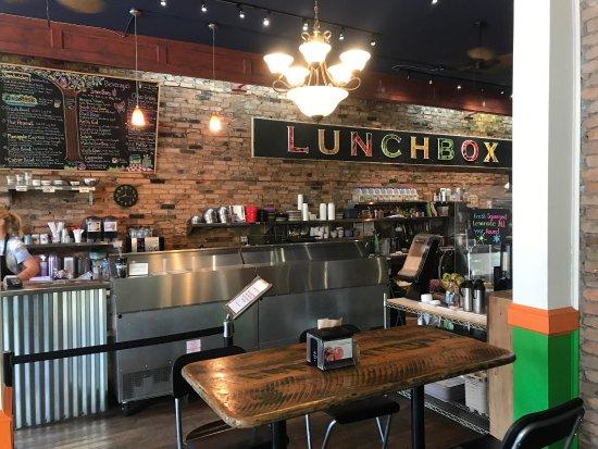 Fernie, Canada: Lunch Box
