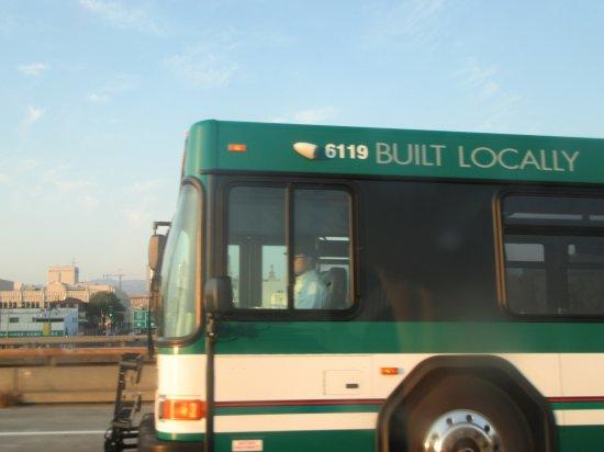 Oakland, Kalifornia: AC Transit