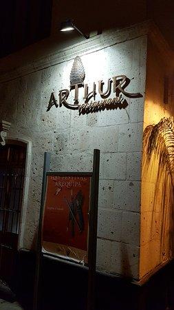 Arthur Restaurant : fachada