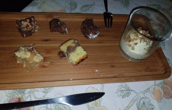 Dessert Miarescia Chiuro