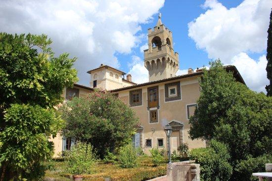Montegufoni, Italia: The gardens