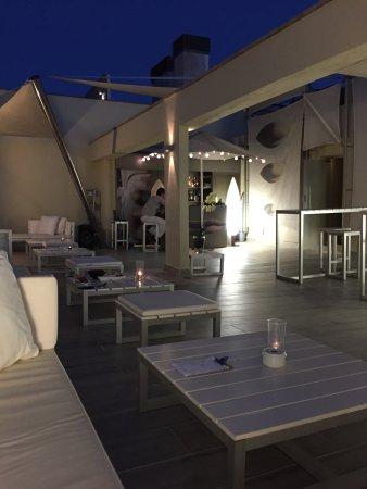 Hotel Constanza Barcelona: Bar no Roof top