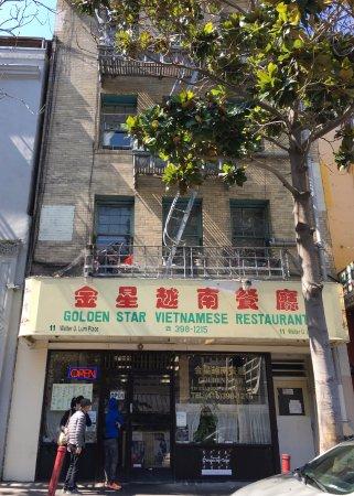 Golden Star Restaurant San Francisco