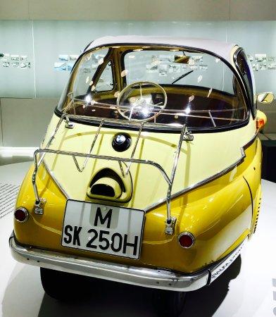 1955 BMW Isetta - Picture of BMW Museum, Munich - TripAdvisor