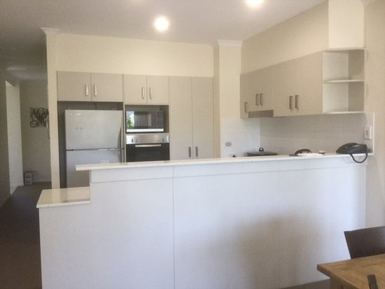 Coolum Beach, Australia: excellent kitchen