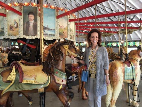 Pawtucket, RI: Me & my Arabian steed