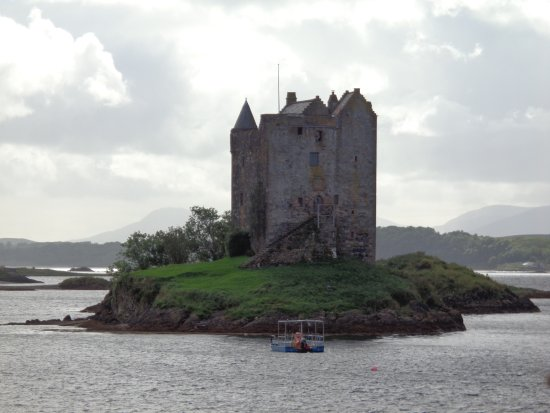 Appin, UK : Castle Stalker