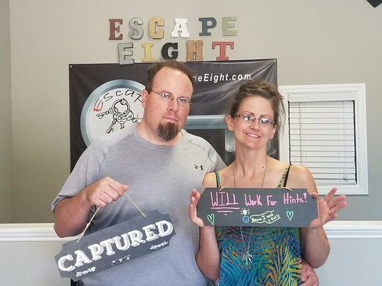 Rock Hill, SC: Didn't escape, but had a blast!