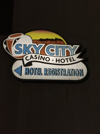 Sky city casino grants nm