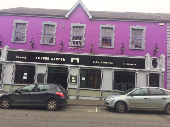 Kells, أيرلندا: Front view