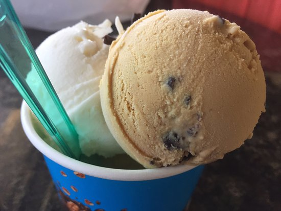 El Patio Restaurant: Three Scoops Of Ice Cream Costing $7.00