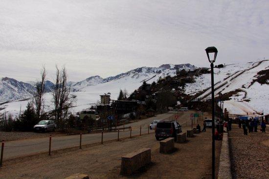 Parque Nieve Farellones