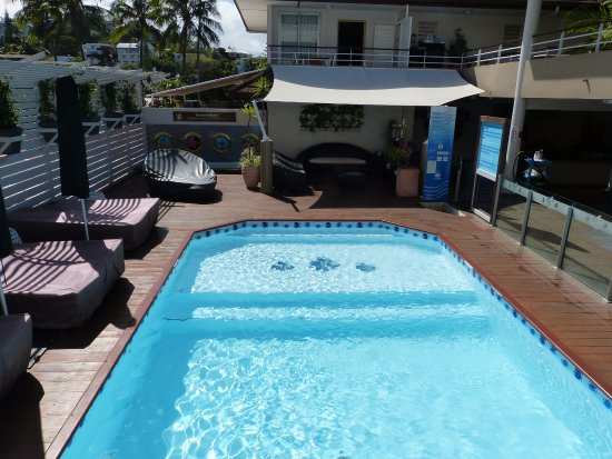 Le Lagon Hotel: Pool
