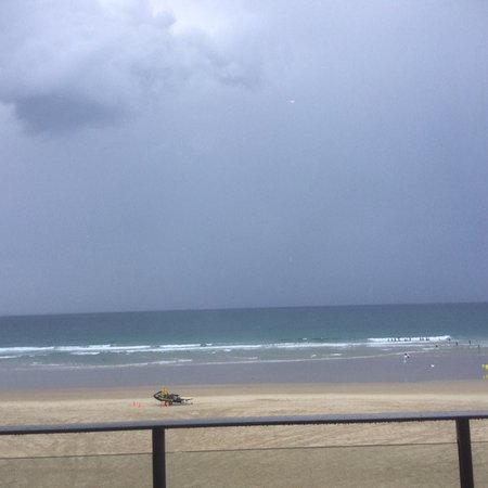 Coolum Beach, Australia: Overcast but beautiful