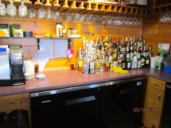 Bass Harbor, ME: Bar