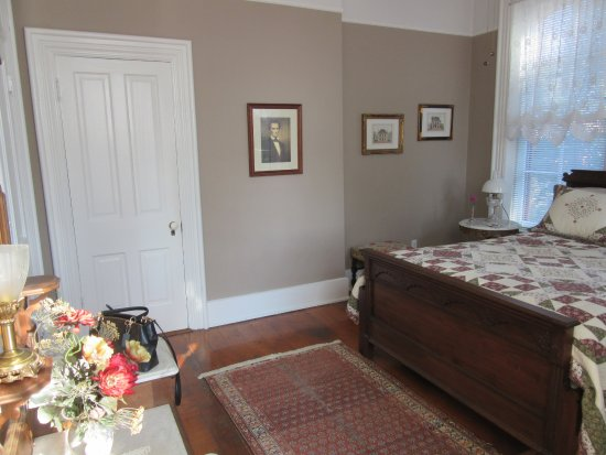 Sherman, IL: Lincoln Room