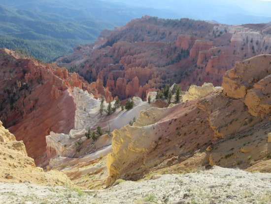 Cedar City, UT: Spectacular formations in Lavender Canyon