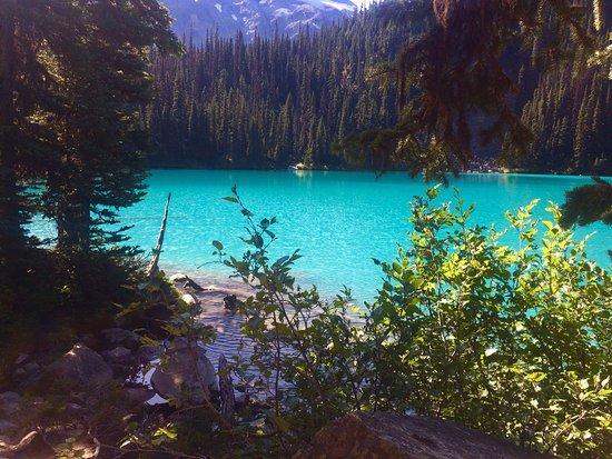 Joffre Lakes Provincial Park ภาพถ่าย