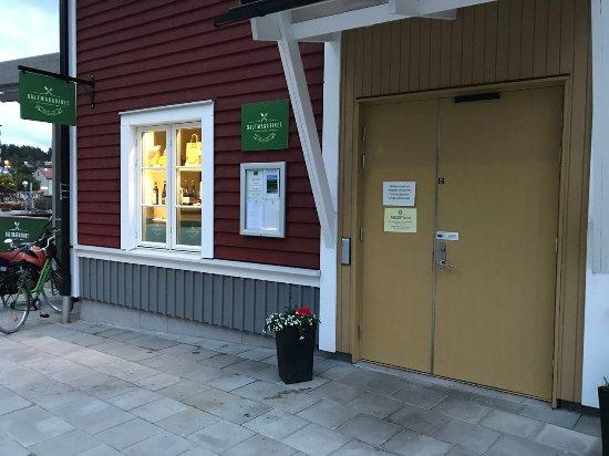 Ornskoldsvik, Suecia: Entré