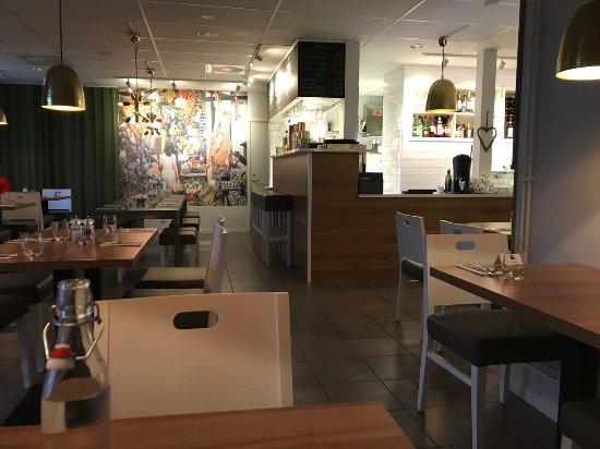 Ornskoldsvik, Suecia: Interiör