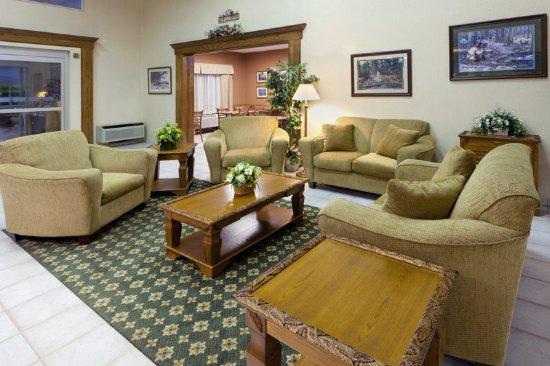 North Huntingdon, Pensilvania: Hotel Lobby