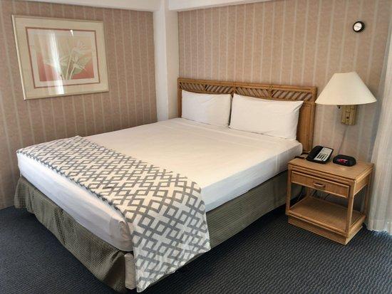 Ilima Hotel: ベッドルームです。