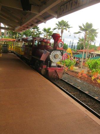 Wahiawa, HI: Pineapple Express Train